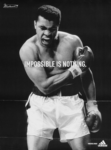 nothing is impossible quotes. Impossible Is Nothing | Live